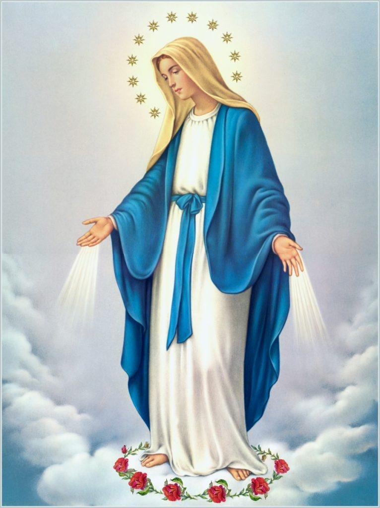 Obrazek z Maryją